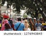 yogyakarta  indonesia   january ... | Shutterstock . vector #1276943845
