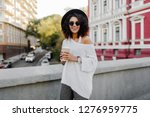 soft toned lifestyle outdoor... | Shutterstock . vector #1276959775