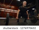 handsome bearded caucasian male ... | Shutterstock . vector #1276970632