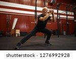 attractive self determined... | Shutterstock . vector #1276992928