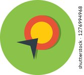 vector pay per click icon  | Shutterstock .eps vector #1276994968
