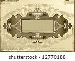olden background   Shutterstock .eps vector #12770188