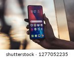 jakarta  indonesia   january 7  ... | Shutterstock . vector #1277052235