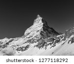 A Black And White Image Of The...