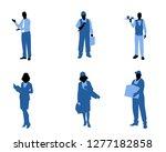 vector illustration of... | Shutterstock .eps vector #1277182858