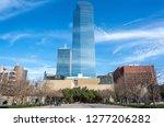 dallas  texas  united states of ... | Shutterstock . vector #1277206282
