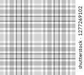 plaid check seamless pattern....   Shutterstock .eps vector #1277269102