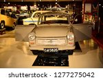 retro museum in varna  bulgaria ...   Shutterstock . vector #1277275042