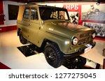retro museum in varna  bulgaria ...   Shutterstock . vector #1277275045