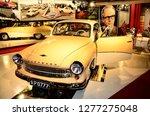 retro museum in varna  bulgaria ...   Shutterstock . vector #1277275048