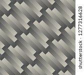seamless diagonal line... | Shutterstock .eps vector #1277316628