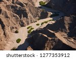 dried river bed  namib desert ... | Shutterstock . vector #1277353912
