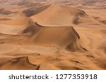 aerial view  namib desert ... | Shutterstock . vector #1277353918