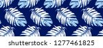 textile fashion  african print... | Shutterstock .eps vector #1277461825