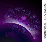 vector illustration of... | Shutterstock .eps vector #1277466322