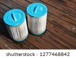 swim spa filters | Shutterstock . vector #1277468842