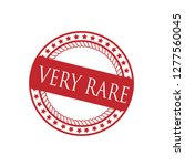 circle rubber stamp with the... | Shutterstock .eps vector #1277560045