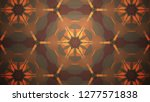 background with a colorful ... | Shutterstock . vector #1277571838