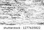 grunge watercolor dry brush... | Shutterstock .eps vector #1277635822