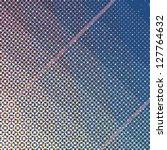 Vector Cmyk Halftone Dot Pattern