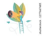 vector illustration  flat style ...   Shutterstock .eps vector #1277667685