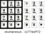 digital keypad  keyboard ...