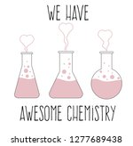 """""""we have awesome chemistry"""" ... 