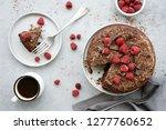 Festive Chocolate Cake...
