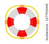 rescue icon   rescue isolate ...   Shutterstock .eps vector #1277910445