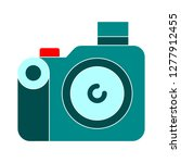 camera icon  camera isolate ... | Shutterstock .eps vector #1277912455