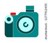 camera icon  camera isolate ... | Shutterstock .eps vector #1277912455