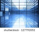 image of windows in morden... | Shutterstock . vector #127792052