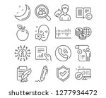 set of search employees  column ... | Shutterstock .eps vector #1277934472