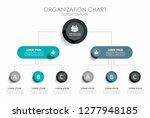 infographic design template... | Shutterstock .eps vector #1277948185