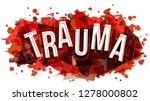 Trauma Word Vector  Creative...