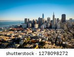 the city of san francisco. this ... | Shutterstock . vector #1278098272