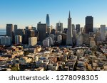 the city of san francisco. this ... | Shutterstock . vector #1278098305