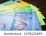 various type of malaysia... | Shutterstock . vector #1278122695