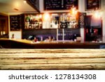 table background of free space... | Shutterstock . vector #1278134308