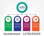 minimalist corporate... | Shutterstock .eps vector #1278150055