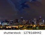 denver colorado downtown city... | Shutterstock . vector #1278168442