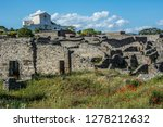 pompeii is the most visited... | Shutterstock . vector #1278212632