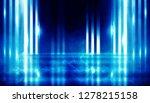 background of empty dark room... | Shutterstock . vector #1278215158