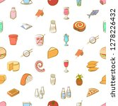 various images set. background... | Shutterstock .eps vector #1278226432