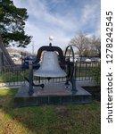 old church bell new waverly...   Shutterstock . vector #1278242545