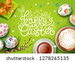 template vector card with...   Shutterstock .eps vector #1278265135