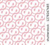 stylish shapes background.... | Shutterstock .eps vector #1278267685