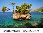croatia   brela  makarska...   Shutterstock . vector #1278272275