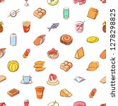 various images set. background... | Shutterstock .eps vector #1278298825