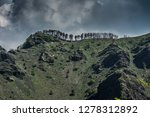 vesuvius is probably not only... | Shutterstock . vector #1278312892